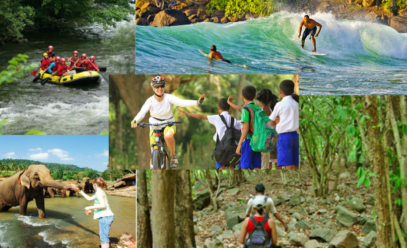 Sri lanka adventure ecotourism travel products for - Sri lankan passport office in colombo ...