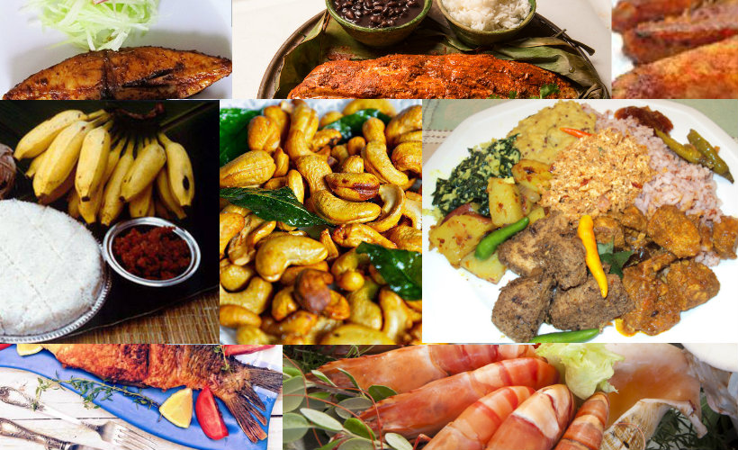 Sri lankan traditional foods including seafood sweets for Authentic sri lankan cuisine
