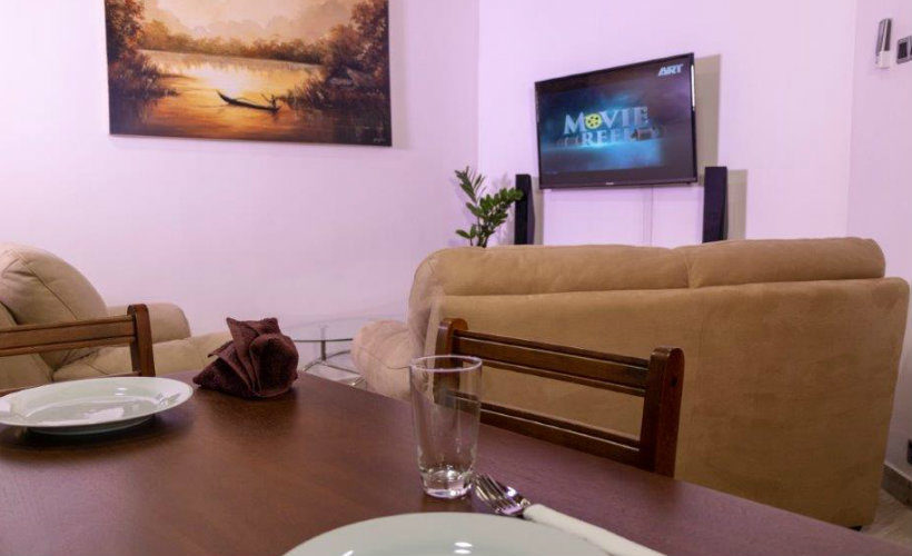 Colombo-srilanka-eco-treat-homestay-apartment-loby
